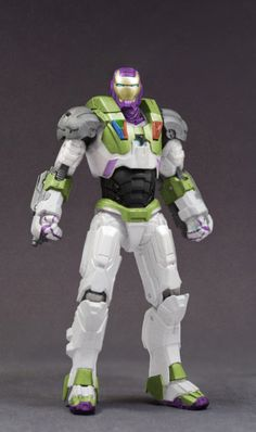 Ironman Buzz Lightyear