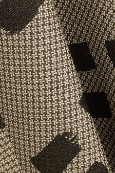 Vivienne Westwood Anglomania - New Legend Metallic Jacquard Skirt - Gold - IT48