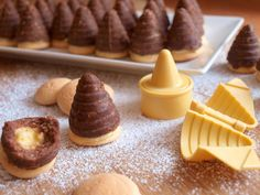 Základní vánoční cukroví - Avec Plaisir Eat Me Drink Me, Cookies, Desserts, Food, Ideas, Crack Crackers, Tailgate Desserts, Deserts, Biscuits