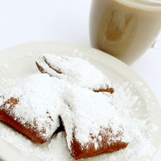 Beignets Recipe(the princess and the frog)