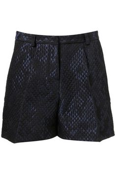 Quilted Shorts By Boutique