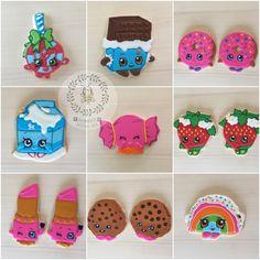 Shopkins cookies  @busybee0715