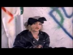 1997 Madonna - Borderline: Still back to the eighties, these is a cute song from a very young Madonna. Damn, I liked my childhood so much.
