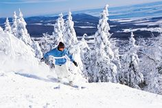Monte Saint Anne, Quebec |Pinned from PinTo for iPad|