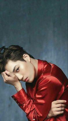kai in silk? Kyungsoo, Chanyeol, Kai Exo, Chen, Kim Kai, Rapper, Spirit Fanfic, Kim Minseok, Red Suit