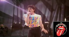 The Rolling Stones - (I Can't Get No) Satisfaction - Live 1990