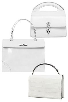 Get the Look: 10 Key Pieces - The Top-Handle Bag