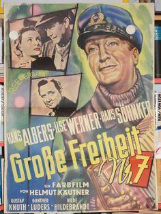 Poster zum Film: Große Freiheit Nr. 7.  1944