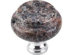Top Knobs Cabinet Hardware Chateau Collection Dakota Mahogany Granite 1 3/8