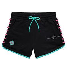 LLL Sweatshorts Black Lisa, Gym Men, Trunks, Swimming, Swimwear, Shopping, Clothes, Black, Fashion