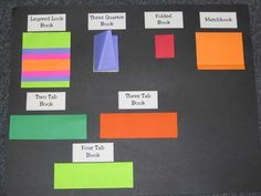 Types of foldables