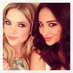 Ashley Benson & Shay Mitchell