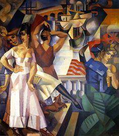 Cliquez pour afficher lLHOTE, André French Cubist Painter and Sculptor (1885-1962)
