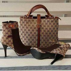 Gucci Handbags Ideas of Gucci Handbags Gucci Purses, Purses And Handbags, Gucci Handbags Outlet, Suede Handbags, Large Handbags, Fashion Bags, Fashion Shoes, Gucci Fashion, Gucci Boots