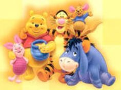Day 24 of the 30 day disney animated feature challenge :) first disney movie : winnie the pooh :)