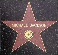 One day I will get to Los Angeles and place a red rose on your star , from my heart to yoursMichael Jackson - Wikipedia, the free encyclopedia