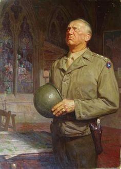 a biography of general george s patton an american hero One of the most complex military men of american history, general george smith patton jr was born november 11, 1885 patton decided that his goal in life was to become a hero general george s patton.