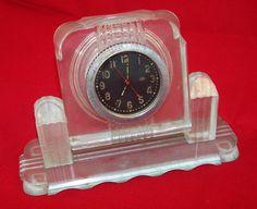 Vintage Soviet Mechanical Tank Clock USSR the by RarityFromAfar, $54.99