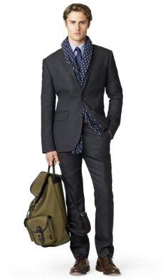 Club Monaco: Grant Suit love this