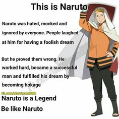 NARUTO........YOUR THE BEST