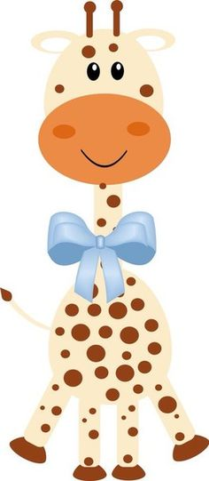 Милые жирафики фото #4
