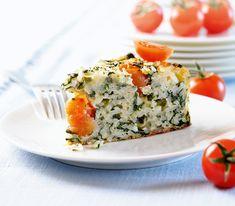 Risotto lässt sich vorgekocht und dann gebacken auch wunderbar in Form bringen – da kommt ein delikates Stück auf den Teller.