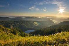 Bergsee Schwarzwald