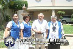 Con el Obispo Jonas Guerrero en Culiacan