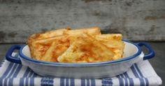 Μια παραδοσιακή συνταγή της Ηπείρου για μια απλή, πεντανόστιμη Αλευρόπιτα με φέτα. Μια συνταγή για να απολαύσετε μια νόστιμη, μαλακή, λεπτή και ζεστή αλευρ