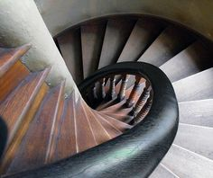 Warwick Castle Staircase