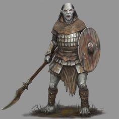 Orc Guard by Seraph777.deviantart.com on @DeviantArt