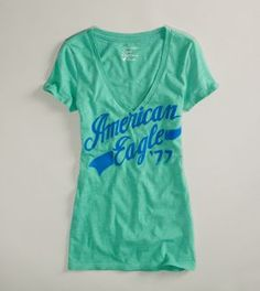 American eagle\ love the tees there