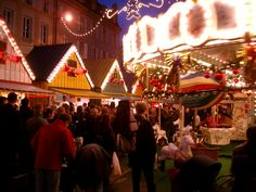Memory Postcard: Christmas Markets!