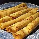 This Serbian-Croatian recipe for dairy- and egg-free crepes or posna palacinke is suitable for Orthodox Christians who abstain from all meat and meat byproducts, eggs and dairy during Lent, Advent and for other religious occasions.