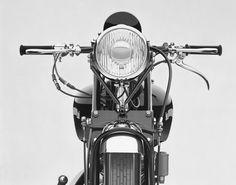The Vincent Black Shadow Bike