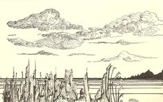 landscapes in ink - Google Search