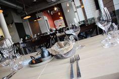 Restaurant CEO baas van het vlees (Mario Ridder**), Rotterdam, The Netherlands.