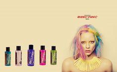 Θέλεις και εσύ χρωματιστά μαλλιά αλλά δεν ξέρεις τον τρόπο να τα αποκτήσεις; Don't panic.. It's Manic Panic!   http://ift.tt/2w1EJPl - facebook.com/a4b.gr
