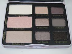 Too Faced Boudoir Eyes Soft & Sexy Eye Shadow Palette