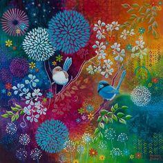 Where Wishes Come True - Susan Farrell Art