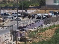 Two IDF soldiers were lightly wounded in a vehicular attack Tuesday afternoon after a Muslim terrorist drove his car into them at the entrance of Beit Anun, an Arab village in Hevron north of Kirya…