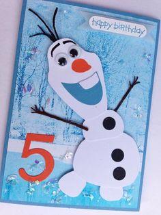 Olaf - SO happy!