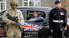 #VIP members from the #Royal #WelshGuard #Regiment will be Travelling in Wessex style on June 11th to the #MillenniumStadium in #Cardiff for their Royal Ceremony of the changing of colours presented by a member of the #RoyalFamily #WeAreWessex