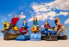 Good Luck Charlie...I watch this even when the kids aren't around. :-)