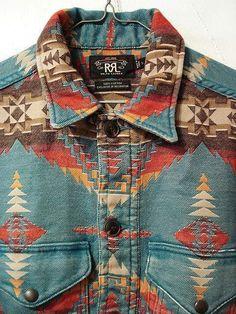 Indian Blanket Jacket from Ralph Lauren