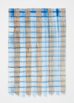 Woven, Ink and Gouache on paper, 42 cm x 29.7 cm, unframed.