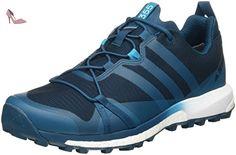 adidas TERREX Agravic GTX chaussures trail blue/white - Chaussures adidas (*Partner-Link)