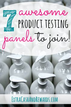 Do you like getting stuff in the mail? If so, you'll want to check out this list of seven product testing panels you can join. These panels make it possible for you to get free products in the mail to try and test on a regular basis.