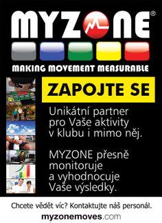 MYZONE ve fitness doubleDrive club Jihlava