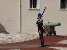 Monaco - Un carabinier du Palais Princier